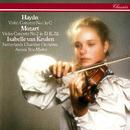 Haydn: Violin Concerto No. 1 / Mozart: Violin Concerto No. 2/Isabelle van Keulen, Netherlands Chamber Orchestra, Antoni Ros-Marbà