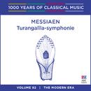 Messiaen: Turangalîla-Symphonie (1000 Years Of Classical Music, Vol. 92)/Kaori Kimura, Takashi Harada, Melbourne Symphony Orchestra, Hiroyuki Iwaki