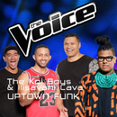 Uptown Funk (The Voice Australia 2016 Performance)/The Koi Boys, Ilisavani Cava