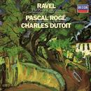 Ravel: Piano Concertos; Une barque sur l'océan; Fanfare; Menuet antique/Pascal Rogé, Orchestre Symphonique de Montréal, Charles Dutoit