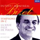 Bizet: Symphony in C; La joie fille de Perth Suite; Patrie!/Charles Dutoit, Orchestre Symphonique de Montréal