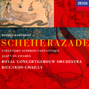 Rimsky-Korsakov: Scheherazade / Stravinsky: Scherzo fantastique/Riccardo Chailly, Jaap van Zweden, Royal Concertgebouw Orchestra