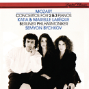 Mozart: Piano Concertos Nos. 7 & 10/Katia Labèque, Marielle Labèque, Berliner Philharmoniker, Semyon Bychkov