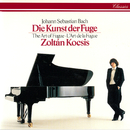 Bach, J.S.: The Art Of Fugue/Zoltán Kocsis