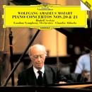 モーツァルト:ピアノ協奏曲第20番・第21番/Rudolf Serkin, Claudio Abbado, London Symphony Orchestra