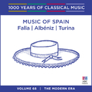 Music Of Spain: Falla   Albéniz   Turina (1000 Years Of Classical Music, Vol. 68)/West Australian Symphony Orchestra, Jorge Mester