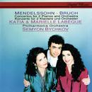 Mendelssohn & Bruch: Concertos For 2 Pianos/Katia Labèque, Marielle Labèque, Philharmonia Orchestra, Semyon Bychkov