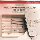Schubert: Piano Trio No. 2; Piano Trio In One Movement/Beaux Arts Trio