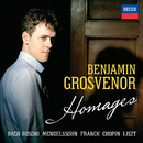 Homages/Benjamin Grosvenor