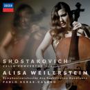 Shostakovich: Cello Concertos Nos. 1 & 2/Alisa Weilerstein, Symphonieorchester des Bayerischen Rundfunks, Pablo Heras-Casado