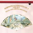 Albinoni: 6 Concerti from Op. 9/Felix Ayo, I Musici, Maria Teresa Garatti