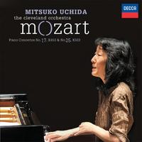 モーツァルト:ピアノ協奏曲第17番&第25番 (2016年 ライヴ・イン・クリーヴランド)