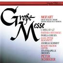 Mozart: Mass in C minor/Peter Schreier, Barbara Hendricks, Pamela Coburn, Hans Peter Blochwitz, Andreas Schmidt, Rundfunkchor Leipzig, Staatskapelle Dresden