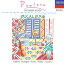 プーランク:ピアノと木管のための作品集/Pascal Rogé