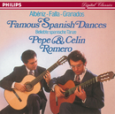 Famous Spanish Dances/Pepe Romero, Celin Romero