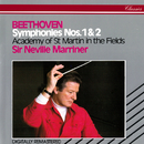 Beethoven: Symphonies Nos. 1 & 2/Sir Neville Marriner, Academy of St. Martin in the Fields