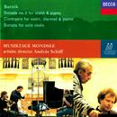 Bartók: Violin Sonata No. 2; Contrasts; Solo Violin Sonata/András Schiff, Hansheinz Schneeberger