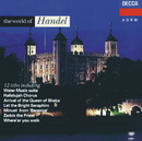 ヘンデルの世界/Dame Joan Sutherland, George Malcolm, The Choir of King's College, Cambridge, Sir David Willcocks, Handel Opera Society Chorus, Handel Opera Society Orchestra, Charles Farncombe, Academy of St. Martin  in  the Fields Chorus, Academy of St. Martin in the Fi