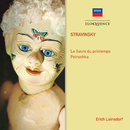 Stravnisky: Le sacre du Printemps; Petrushka/Erich Leinsdorf, New Philharmonia Orchestra