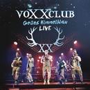 Geiles Himmelblau (Live)/Voxxclub