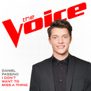 I Don't Want To Miss A Thing (The Voice Performance)/Daniel Passino
