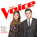 Honesty (The Voice Performance)/Caity Peters, Joe Vivona