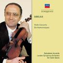 Sibelius: Violin Concerto; Six Humoresques/Salvatore Accardo, London Symphony Orchestra, Sir Colin Davis