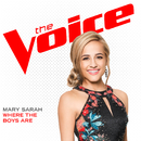 Where The Boys Are (The Voice Performance)/Mary Sarah