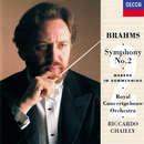 Brahms: Symphony No. 2 / Webern: Im Sommerwind/Riccardo Chailly, Royal Concertgebouw Orchestra