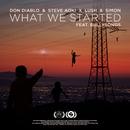 What We Started (feat. BullySongs)/Don Diablo, Steve Aoki, Lush & Simon