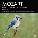 Mozart: Piano Concerto No. 22, K. 482/Piers Lane, Queensland Symphony Orchestra, Johannes Fritzsch