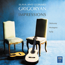 Impressions/Slava Grigoryan, Leonard Grigoryan