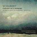 Schubert: Symphony No. 8 'Unfinished'/Tasmanian Symphony Orchestra, Sebastian Lang-Lessing