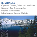 R. Strauss: Operatic Dances, Suites And Interludes/Sydney Symphony Orchestra, Stuart Challender