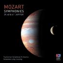 Mozart Symphonies 39, 40 & 41 'Jupiter'/Tasmanian Symphony Orchestra, Sebastian Lang-Lessing