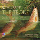 Schubert: The Trout/Seraphim Trio, Jacqueline Cronin, David Campbell