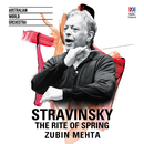 Stravinsky: The Rite Of Spring/Australian World Orchestra, Zubin Mehta