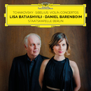 チャイコフスキー&シベリウス: ヴァイオリン協奏曲/Lisa Batiashvili, Staatskapelle Berlin, Daniel Barenboim