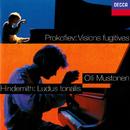 Prokofiev: Visions fugitives / Hindemith: Ludus Tonalis/Olli Mustonen