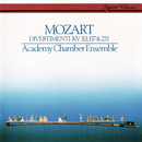 Mozart: Divertimenti K. 113, 137 & 251/Academy of St. Martin in the Fields Chamber Ensemble