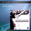Allegri: Miserere/Cantillation, Antony Walker, Brett Weymark