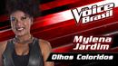 Olhos Coloridos(The Voice Brasil 2016 / Audio)/Mylena Jardim