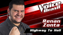 Highway To Hell(The Voice Brasil 2016 / Audio)/Renan Zonta