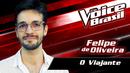 Viajante(The Voice Brasil 2016 / Audio)/Felipe De Oliveira