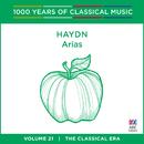 Haydn: Arias (1000 Years Of Classical Music, Vol. 21)/Sara Macliver, Ola Rudner, Tasmanian Symphony Orchestra Chamber Players