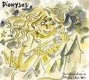 Les métamorphoses de Mister Chat, vol. 1 – Dionysos/Dionysos