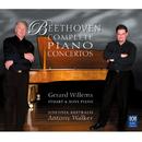 Beethoven: Complete Piano Concertos/Sinfonia Australis, Antony Walker, Gerard Willems
