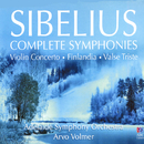 Sibelius: Complete Symphonies/Adelaide Symphony Orchestra, Arvo Volmer