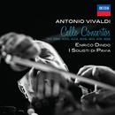 Vivaldi: Cello Concertos RV 399, 400, 403, 406, 410, 419, 422/Enrico Dindo, I Solisti di Pavia