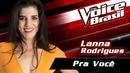 Pra Você (The Voice Brasil 2016 / Audio)/Lanna Rodrigues